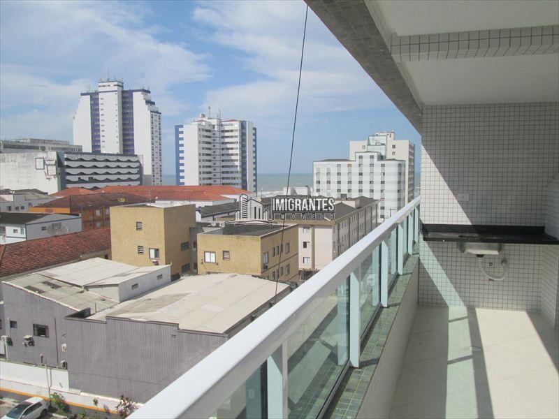 Apartamento Residencial Boqueirão, Praia Grande - AP0162.