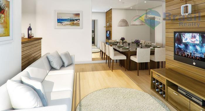 Apartamento residencial à venda, Centro, Avaré - AP0283.