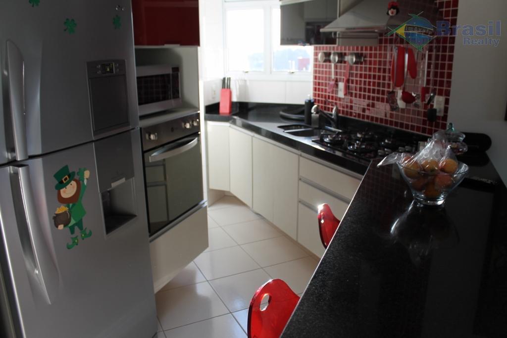 Apartamento com 2 dormitórios e 2 vagas à venda, 62 m² por R$ 320.000 - Centro - São Bernardo do Campo/SP