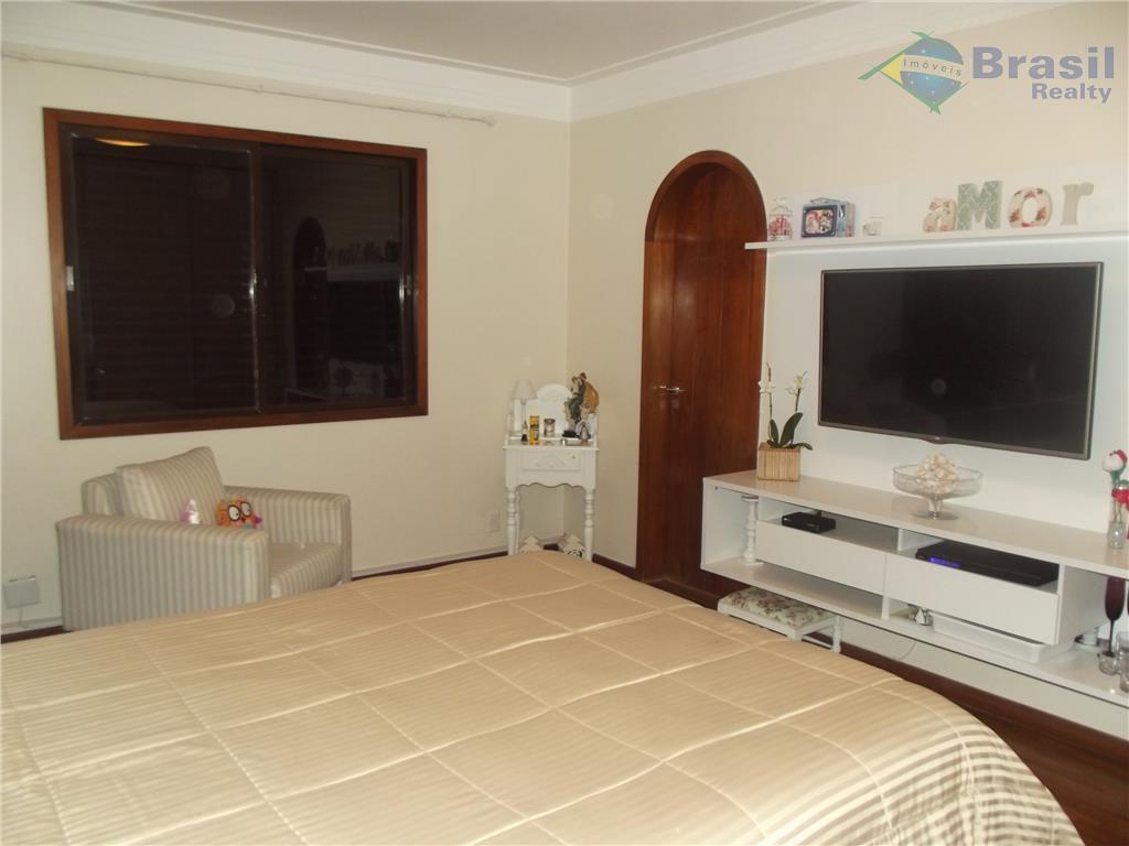lindo apartamento - 265m² - 4 dormitórios sendo 2 suítes, wc, escritório, sala ampla com 2...