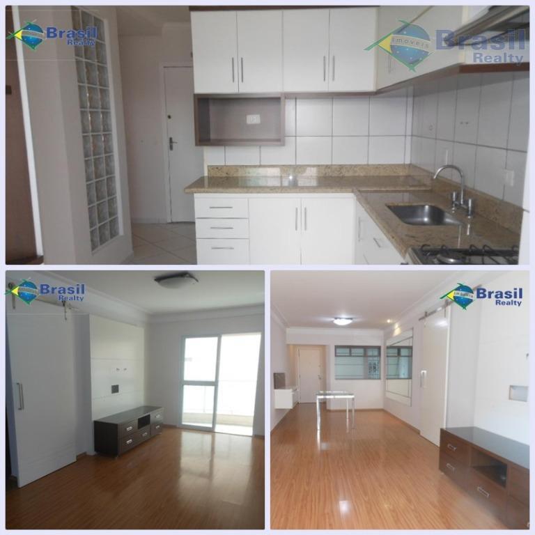 Apartamento excelente - 110m², 4 vagas, Santa Maria, São Caetano do Sul.