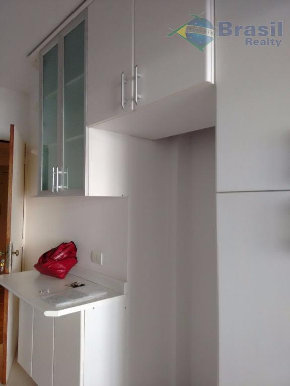 apartamento 100 m² - vila gilda - 3 dormitórios com planejados (sendo 1 suite) , sala...