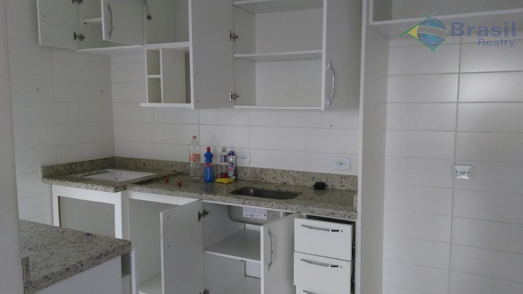 Apartamento residencial para venda e locação, Parque Industriário, Santo André.