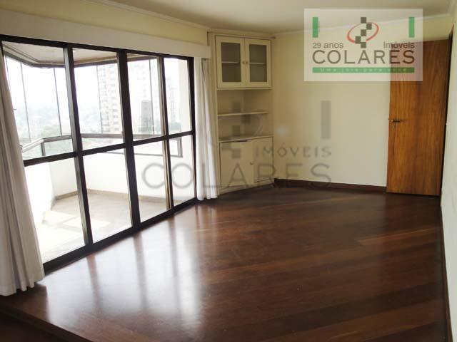 Apartamento Residencial à venda, Campo Belo, São Paulo - AP1219.
