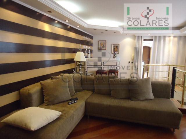 Cobertura Residencial à venda, Campo Belo, São Paulo - CO0422.
