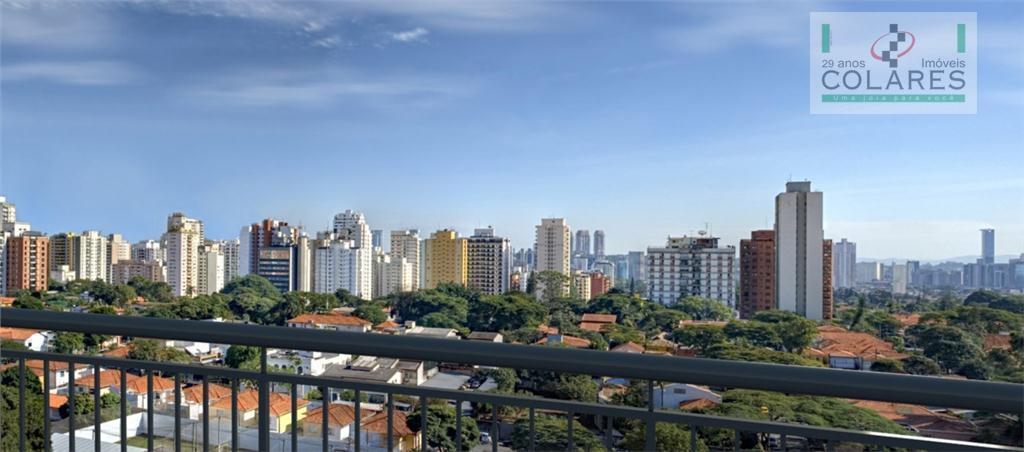 Apartamento Residencial à venda, Brooklin Paulista, São Paulo - AP3462.
