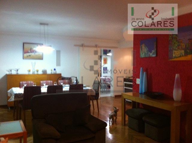 Apartamento Residencial à venda, Campo Belo, São Paulo - AP2529.