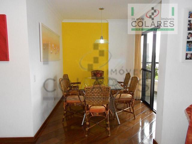 Apartamento Residencial à venda, Campo Belo, São Paulo - AP3566.