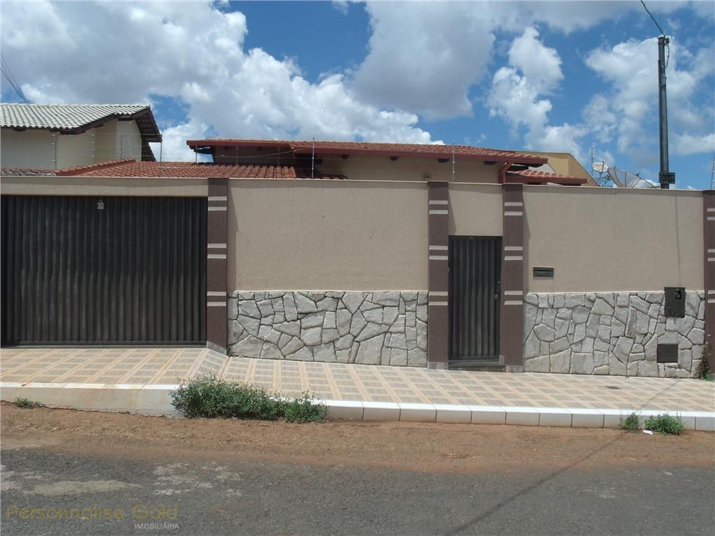 Casa residencial à venda, Vila Santa Isabel, Anápolis.