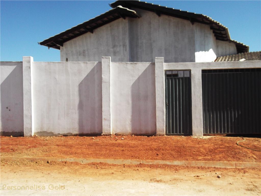 casa em construção no residencial veneza