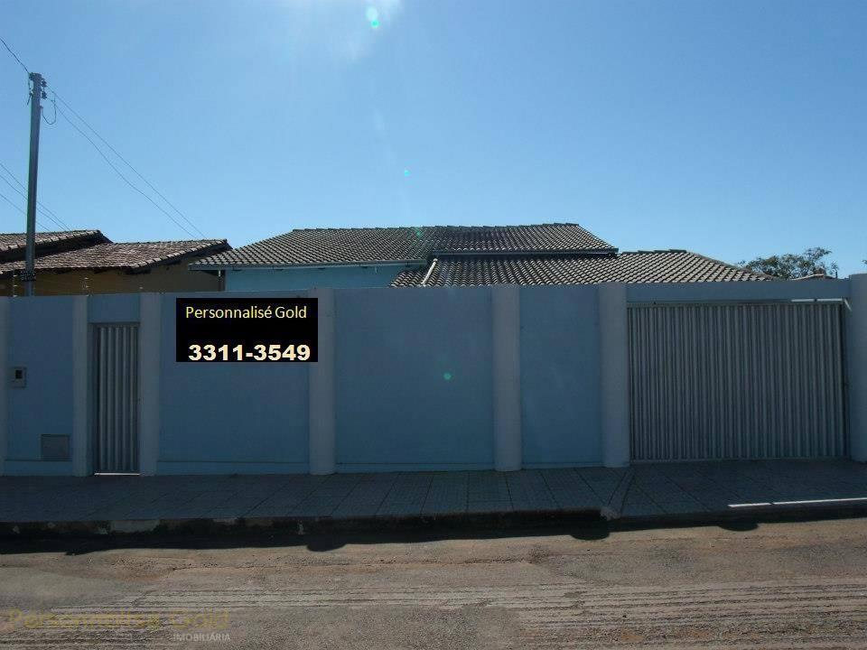 Casa residencial à venda, Anápolis City, Anápolis.