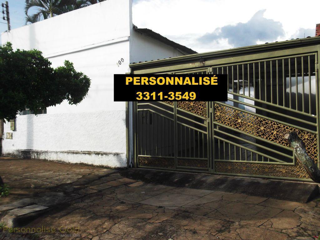Casa residencial à venda, Setor Central, Anápolis.