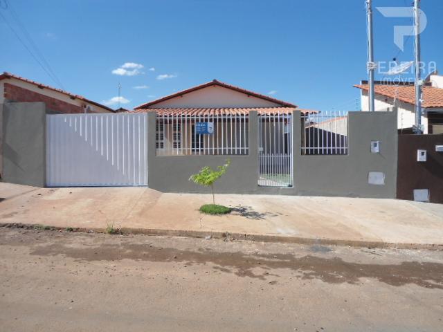 Casa residencial para locação, Jardim Floresta, Mineiros.