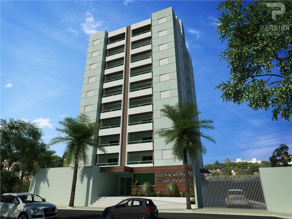 Apartamento residencial à venda, Martins, Mineiros.