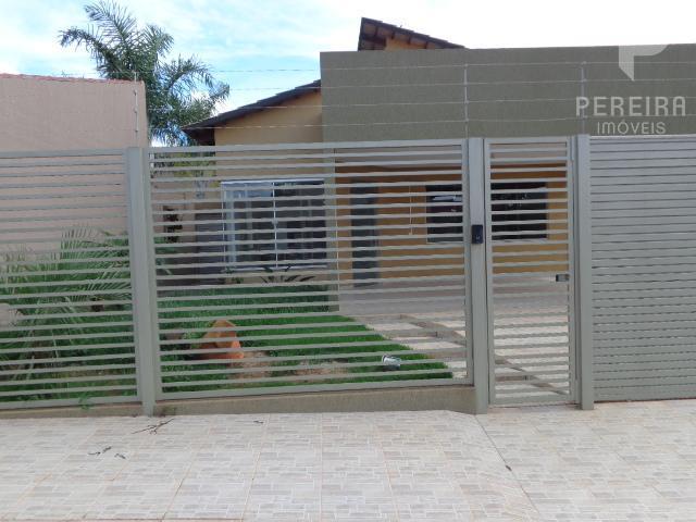 Casa residencial para venda, Jardim das Oliveiras, Mineiros/GO.