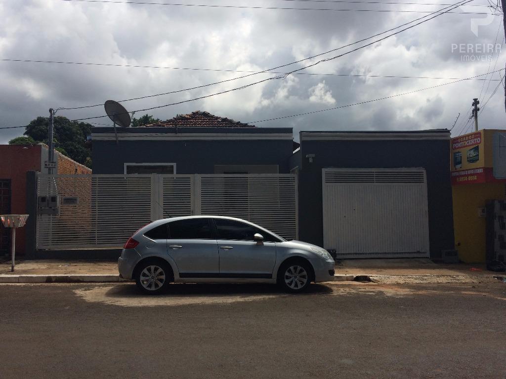 Casa residencial à venda, Mineirinho, Mineiros.