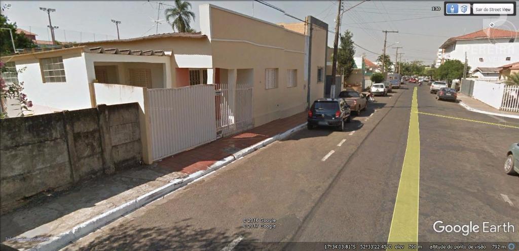 Casa residencial à venda, Centro, Mineiros.