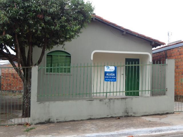 Casa residencial para locação, Teodoro de Souza, Mineiros.