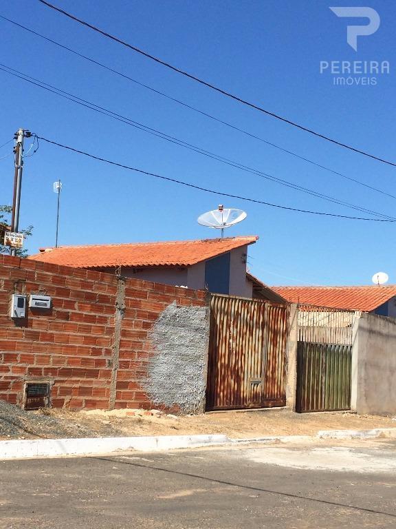 Casa residencial à venda, Alvina Paniago, Mineiros.