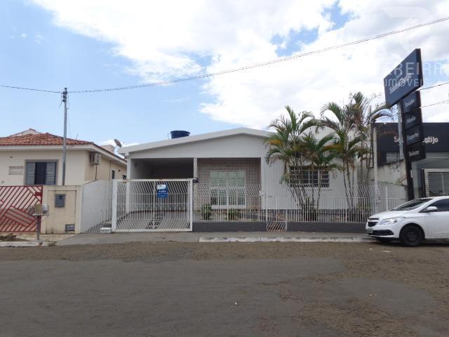 Casa residencial para locação, Machado, Mineiros.