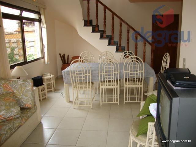 Cobertura residencial para venda e locação, Praia da Enseada, Guarujá - CO0160.