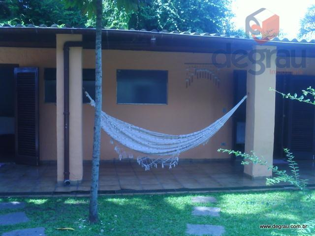 Casa residencial à venda, Praia de Pernambuco, Guarujá - CA0085.