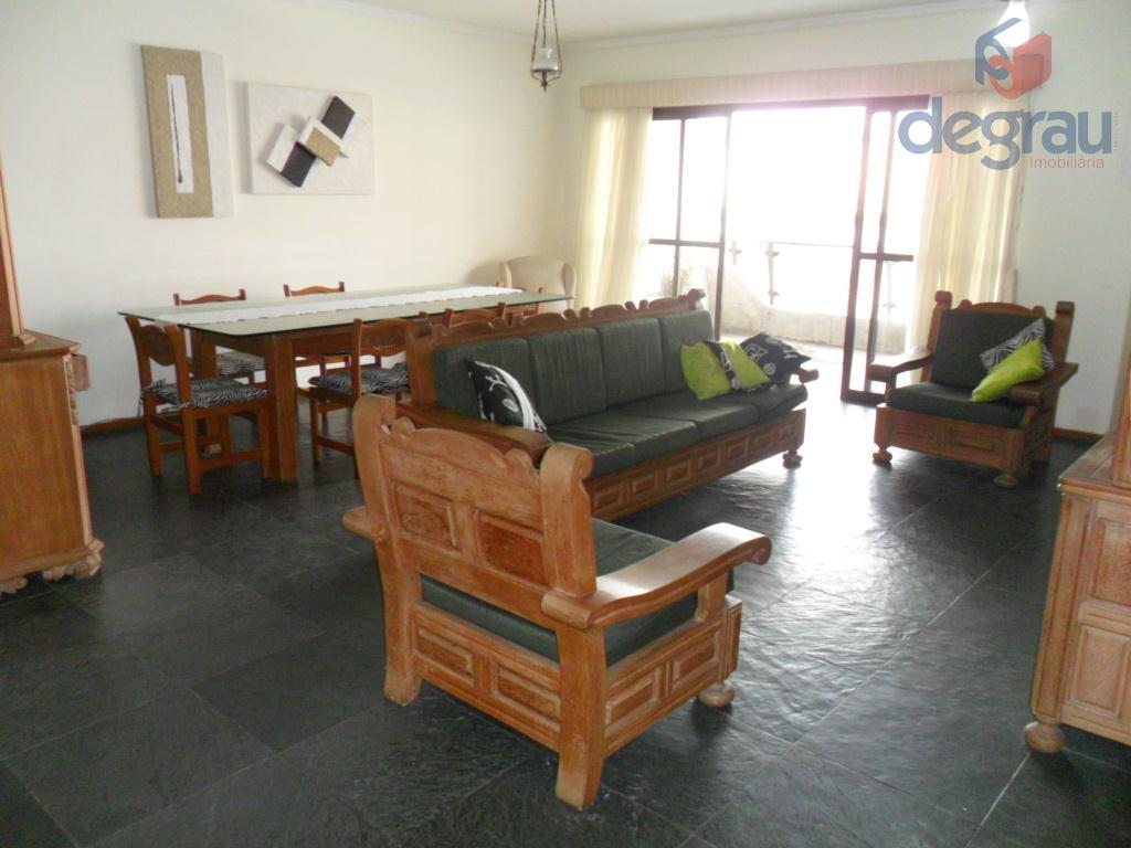 Apartamento residencial à venda, Praia da Enseada, Guarujá - AP0514.