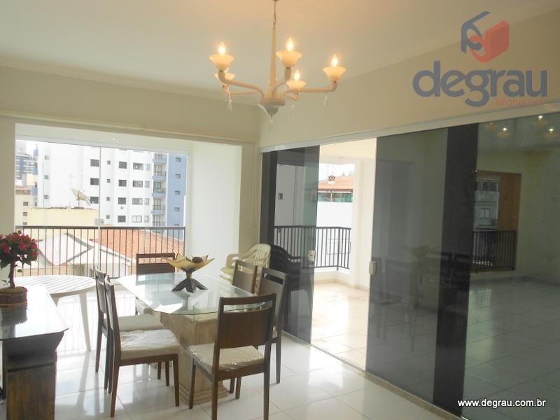 Cobertura residencial à venda, Praia do Tombo, Guarujá - CO0300.