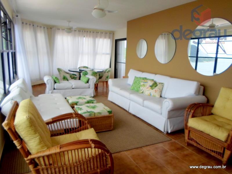 Cobertura residencial à venda, Praia do Tombo, Guarujá - CO0327.