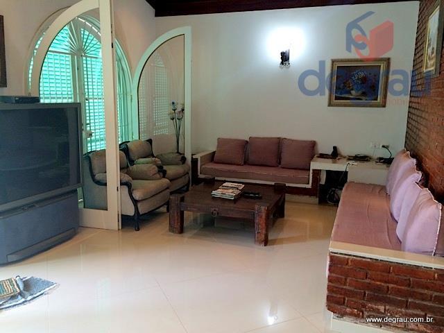 Casa residencial à venda, Praia do Pernambuco, Guarujá - CA0376.