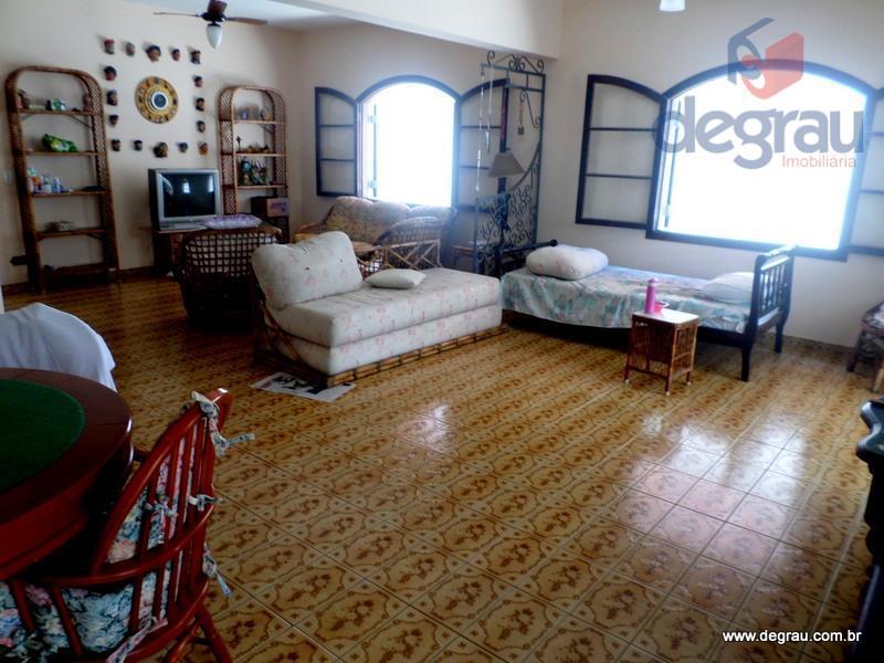 Casa residencial à venda, Enseada, Guarujá - CA0047.