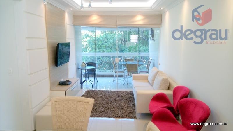Enseada, 3 dormitórios, 2 vagas, novo, lazer, 2 quadras da praia, região do Hotel Casa Grande.
