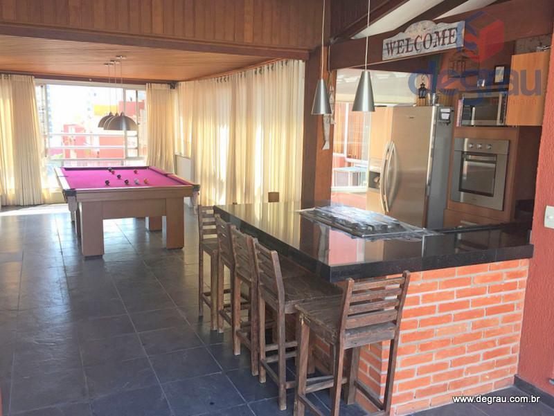 Cobertura residencial para venda e locação, Praia da Enseada, Guarujá - CO0547.