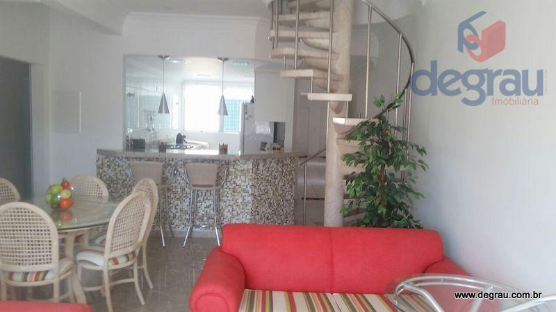 Cobertura residencial à venda, Praia da Enseada, Guarujá - CO0518.