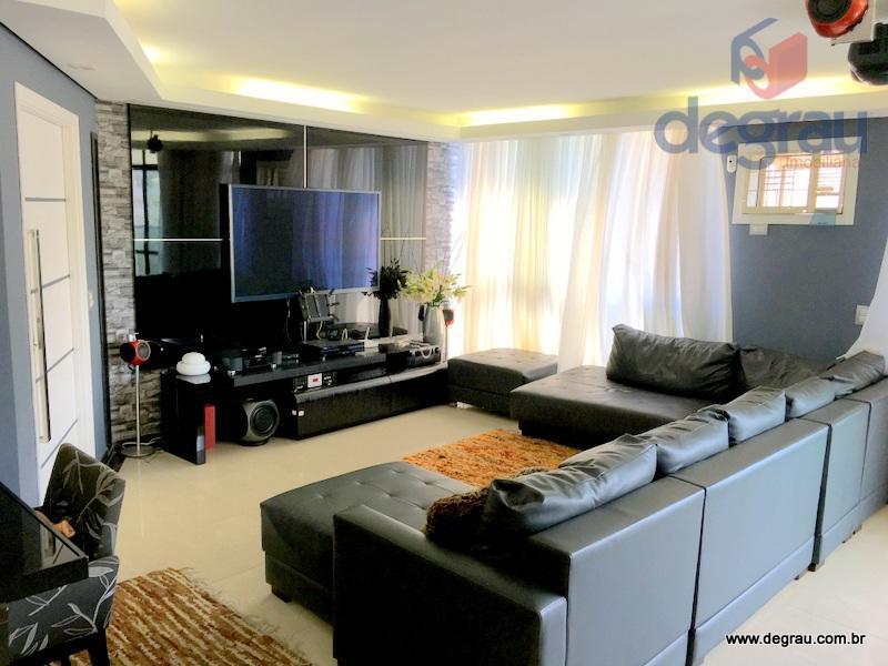 Apartamento com 3 suíte, lavabo, 2 vagas na garagem, 300 metros na Região do Casa Grande Hotel.