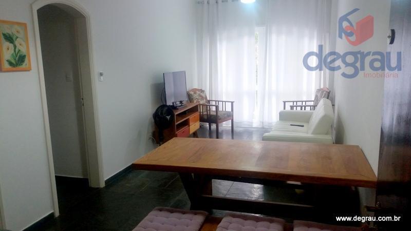 Otimo apartamento na praia das Astúrias a 400 metros do mar.