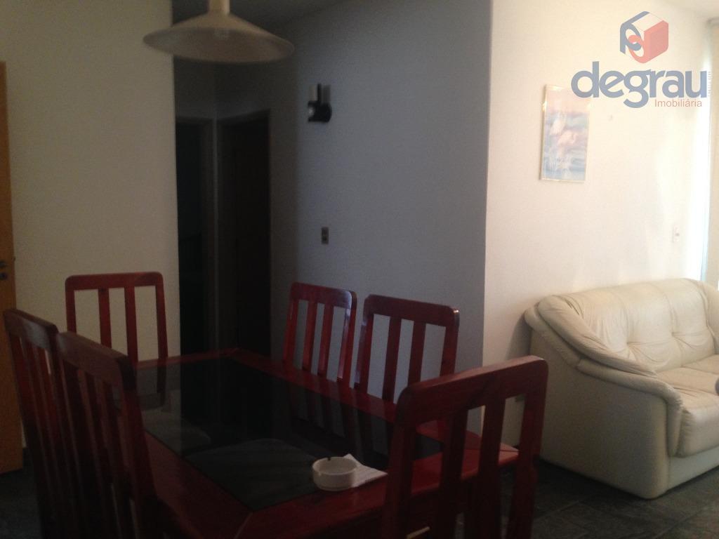 Apartamento residencial para locação, Praia da Enseada, Guarujá.