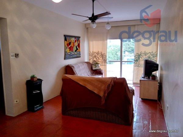 Apartamento residencial à venda, Praia da Enseada, Guarujá - AP4823.