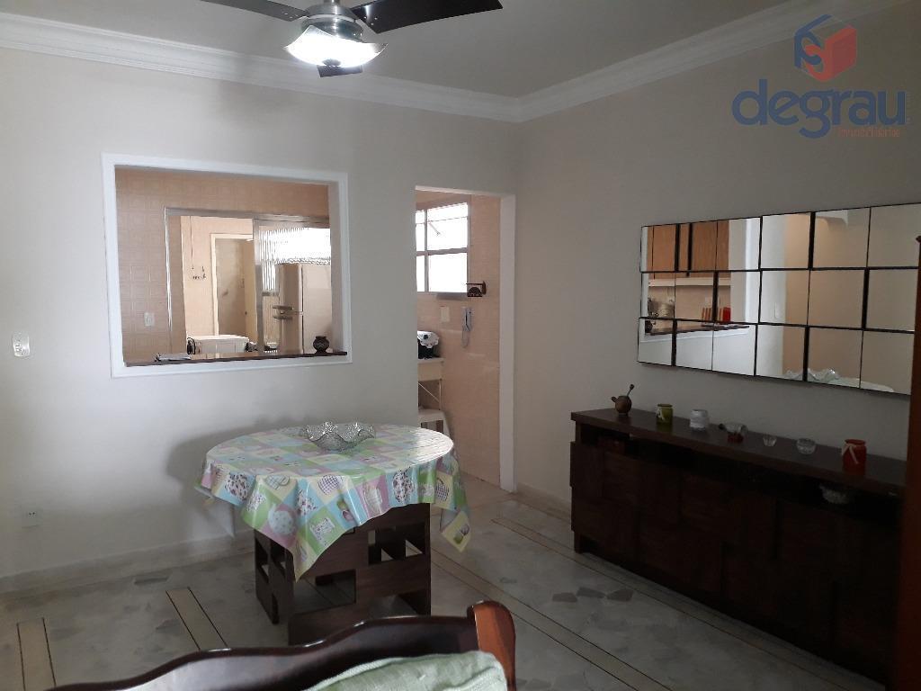 Apartamento residencial para venda e locação, Praia da Enseada, Guarujá.