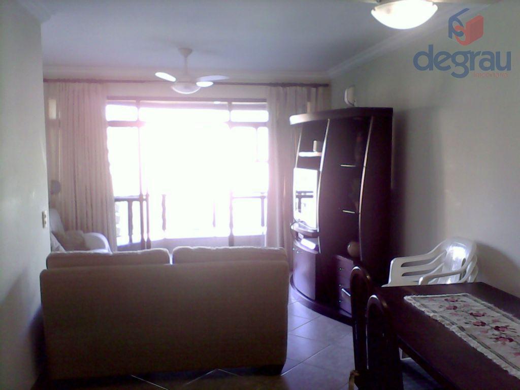 Apartamento residencial à venda, Praia Pintangueiras, Guarujá.