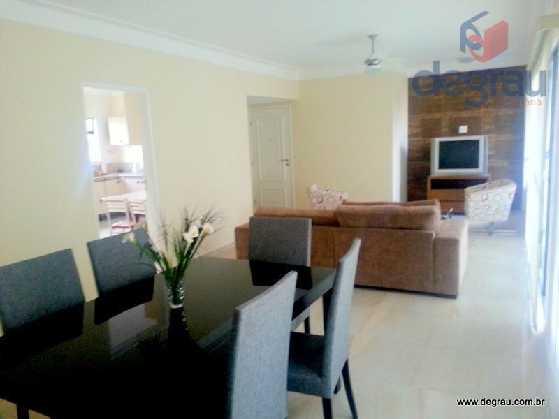 Apartamento residencial para locação anual, Enseada, Guarujá - AP0567.