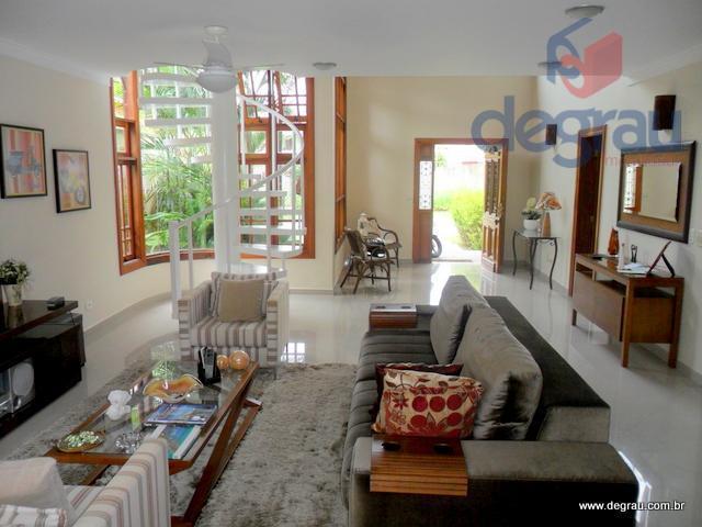 Casa residencial à venda, Praia de Pernambuco, Guarujá - CA0236.