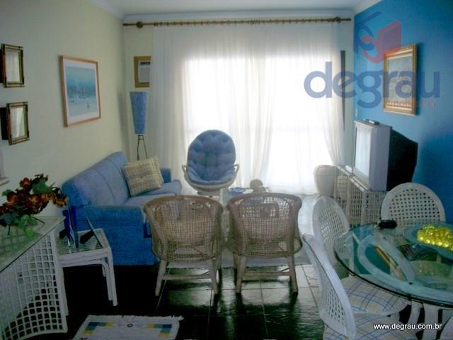Apartamento residencial à venda, Praia da Enseada, Guarujá - AP1812.