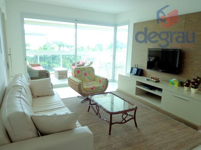 Apartamento residencial à venda, Praia da Enseada, Guarujá - AP1783.