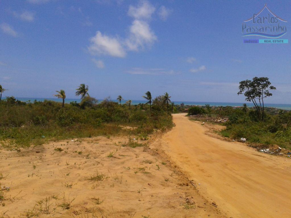 Área de terrenos com vista mar!