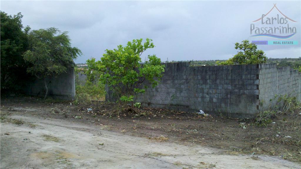 Lotes jà murados em Jacumã