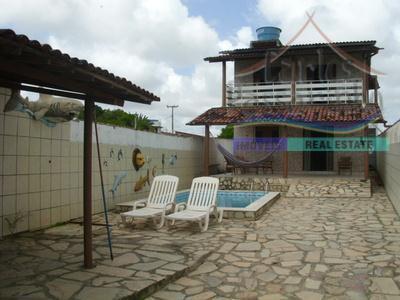 Casa residencial  para locação, Praia de Carapibus, Conde.
