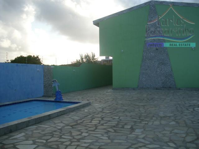 Apartamento Duplex residencial à venda, Praia de Carapibus, Conde-PB.