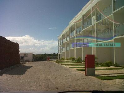 Apartamento residencial à venda, Praia do Amor, Conde.