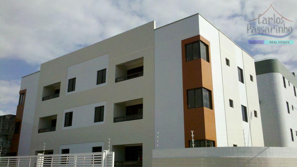 Apartamento residencial à venda, Portal do Sol, João Pessoa.